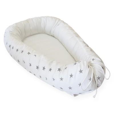 """Гнездо-кокон для новорожденного """"Созвездие"""" Cherry Mom"""