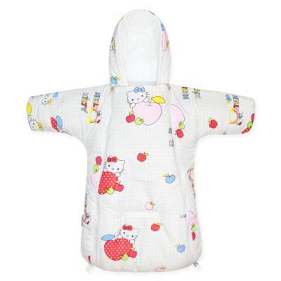 "Конверт-комбинезон для новорожденного ""Hello Kitty"" Cherry Mom"