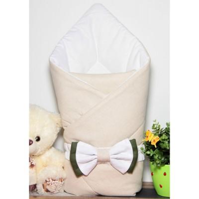 """Конверт-одеяло для новорожденного на выписку """"ECO"""" CherryMom"""