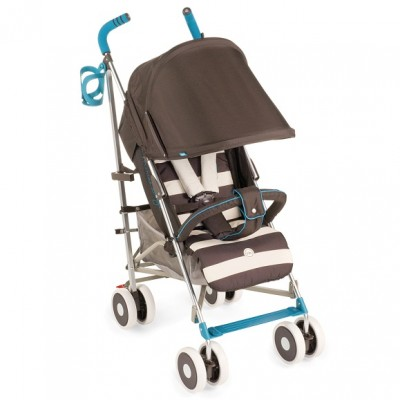 """Детская прогулочная коляска-трость Happy Baby """"Cindy"""" Brown (Коричневый)"""