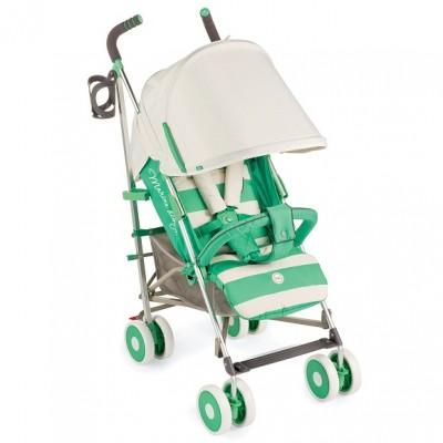 """Детская прогулочная коляска-трость Happy Baby """"Cindy"""" Green (Зеленый)"""