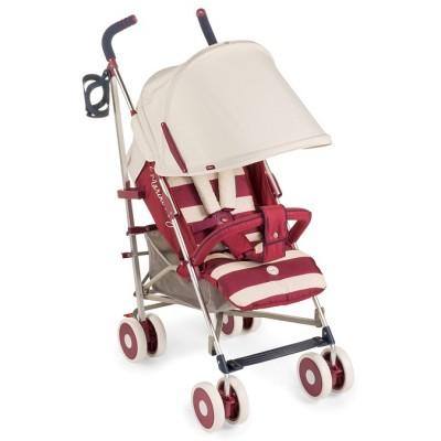 Детская прогулочная коляска-трость Happy Baby  Cindy Maroon (Бордовый)