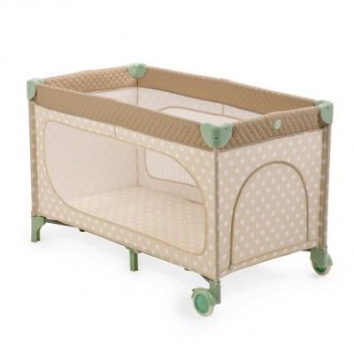 """Детский манеж-кровать Happy Baby """"Martin"""" Beige (Бежевый)"""