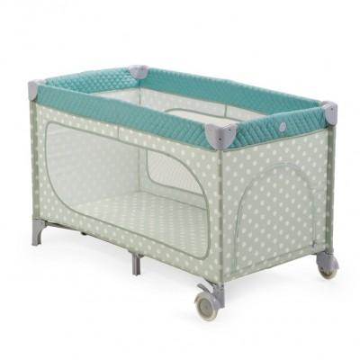 """Детский манеж - кровать Happy Baby """"Martin"""" Blue (Голубой)"""