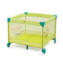 """Детский манеж кроватка Happy Baby """"Alex"""" Green"""