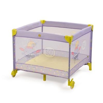"""Детский манеж Happy Baby """"Alex"""" Violet (Фиолетовый)"""