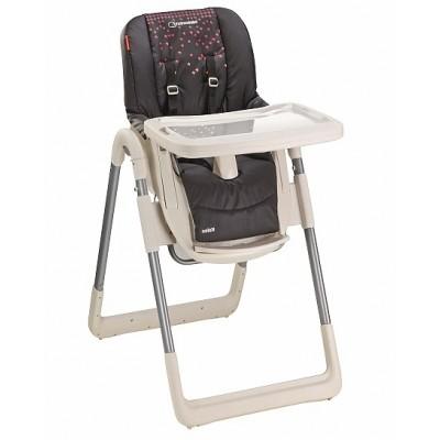 """Детский стул для кормления Bebe Confort """"Kaleo"""" Black (Черный)"""