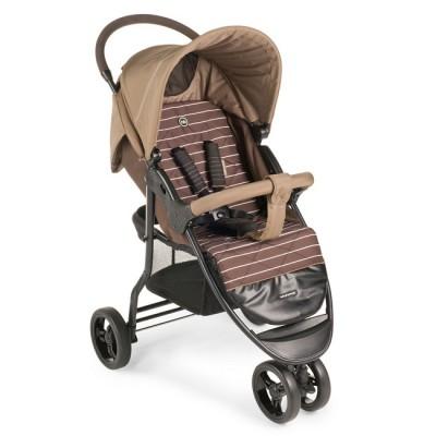 """Детская прогулочная коляска Happy Baby """"Ultima"""" Beige (Бежевый)"""