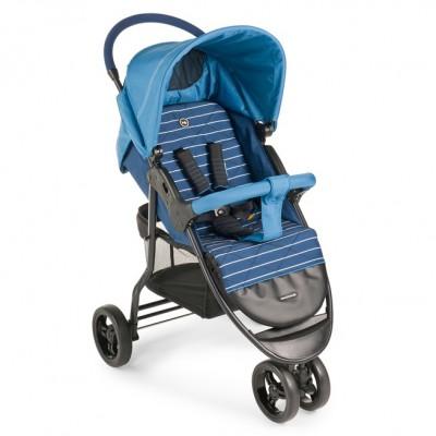 """Детская прогулочная коляска  Happy Baby """"Ultima"""" Marine (Морской)"""