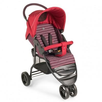"""Детская прогулочная коляска Happy Baby """"Ultima"""" Maroon (Бордовый)"""