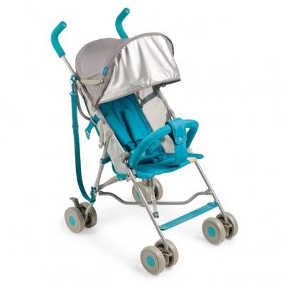 """Детская прогулочная коляска-трость Happy Baby """"Twiggy"""" Marine (Морской)"""