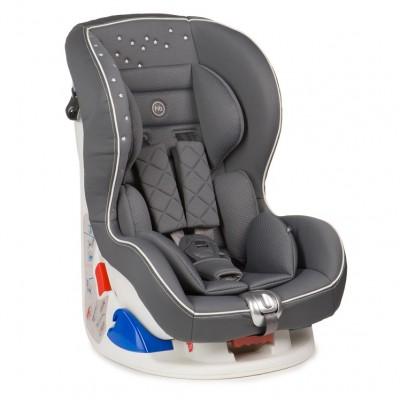 """Детское автокресло Happy Baby """"Taurus V2"""" Grey (Серый)"""
