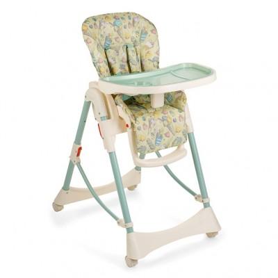 """Детский стульчик для кормления Happy Baby """"Kevin V2"""" Blue (Синий)"""