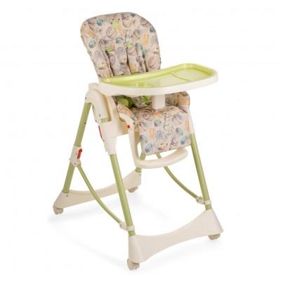 """Детский стульчик для кормления Happy Baby """"Kevin V2"""" Green (Зеленый)"""