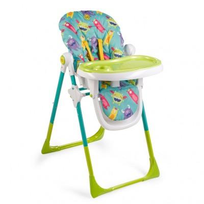 """Детский стульчик для кормления Happy Baby """"Goodie"""" Aquamarine (Бирюзовый)"""