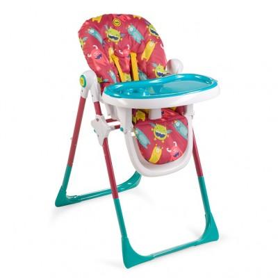 """Детский стульчик для кормления Happy Baby """"Goodie"""" Cherry (Вишневый)"""