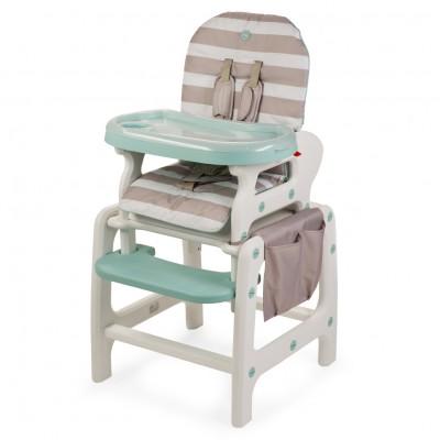 Детский стульчик-трансформер для кормления Happy Baby Oliver V2 BEIGE (Бежевый)