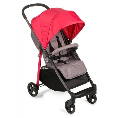 "Детская прогулочная коляска Happy Baby ""Crossby"" Cherry (Вишневый)"