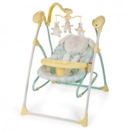 "Электрокачели Happy Baby ""Luffy"" Yellow"