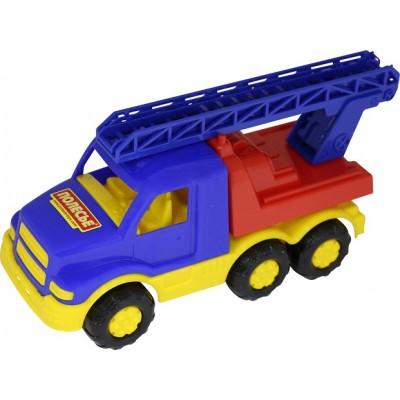 """Детская машинка, автомобиль-пожарная спецмашина """"Гоша"""" Полесье"""