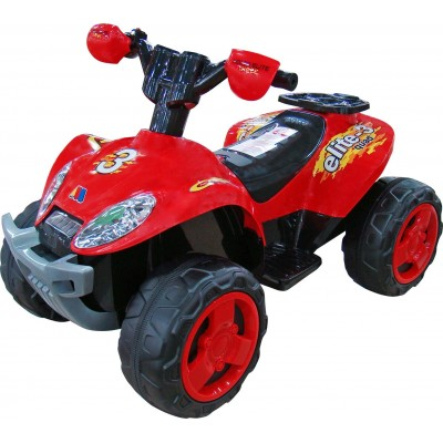 "Детский квадроцикл на аккумуляторе ""Molto Elite 3"", 6V (R) Полесье Molto"