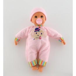 """Кукла """"Пупс"""" (озвученная, сосёт соску) Falca"""