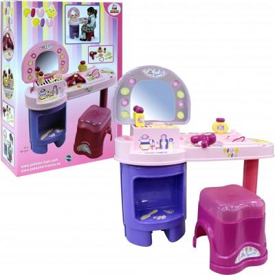"""Детский игровой набор для девочки """"Салон красоты """"PIU PIU"""" №1 (в коробке) Полесье"""