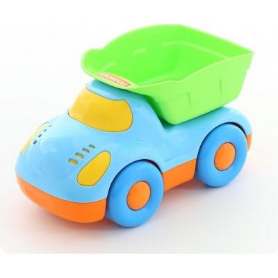 """Детская игрушечная машинка-самосвал """"Дружок"""" Полесье"""