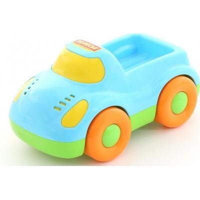 """Детская игрушечная машинка-пикап """"Дружок"""" Полесье"""