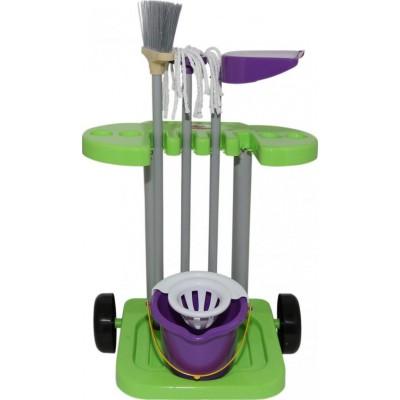 """Детский набор для уборки дома """"Помощница-3"""" Полесье"""