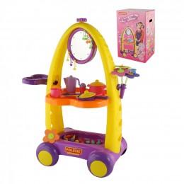 """Детский туалетный столик, набор """"Волшебный столик"""" (в коробке) Полесье"""