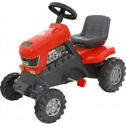 """Детская каталка трактор с педалями """"Turbo"""" (Coloma Полесье)"""