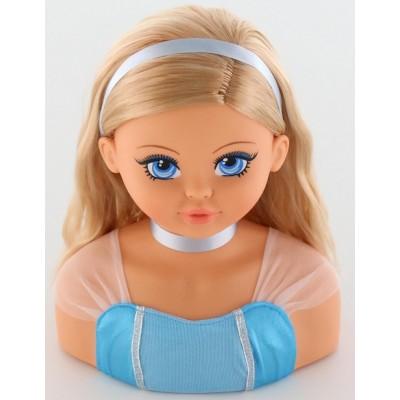 """Кукла-бюст для причесок """"Принцесса Дженни"""" FALCA"""