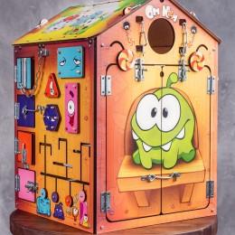 Бизиборд домик «Ам-Няма»