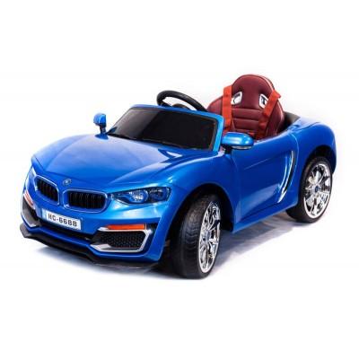 """Электромобиль детский """"BMW HC6688"""" с откидной крышей"""