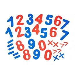"""Пособие """"Цифры"""" с игровым полем (39дет)"""