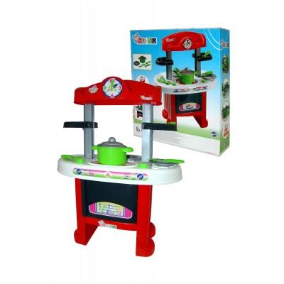 """Детская игрушечная кухня """"BU-BU"""" №5 (в коробке) Полесье"""