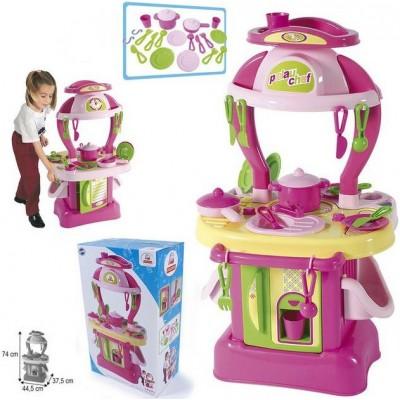 """Детская игровая кухня """"Изящная №1"""" Palau Полесье (в коробке)  42583"""
