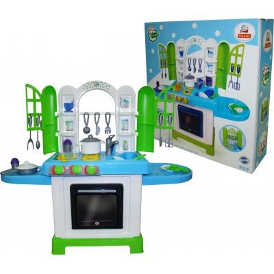 """Детская игровая кухня """"NATALI"""" №3 Полесье (Palau toys Полесье) 43412"""