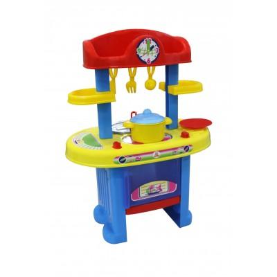 """Детская игрушечная кухня """"BU-BU"""" №5 (в пакете) Palau Полесье"""