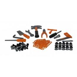 Набор инструментов №4 (72 элемента) в пакете