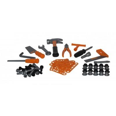 Набор инструментов №4 (72 элемента) в пакете (Полесье)