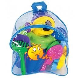 Песочный набор №168 (в рюкзаке)