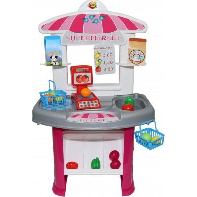 """Детский игрушечный магазин, набор-мини """"Супермаркет"""" (в пакете) Coloma Полесье"""