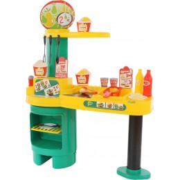 """Детский игровой магазин, кафе  """"GRAN BURGUER"""" №1 (Palau Полесье)"""