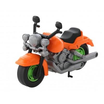 """Детская игрушка, мотоцикл гоночный """"Кросс"""" Полесье"""
