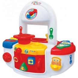 """Детская развивающая игрушка """"Кухня от 1 года"""" (Palau Полесье)"""