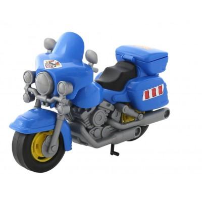 """Детский игрушечный полицейский мотоцикл """"Харлей"""" Полесье"""