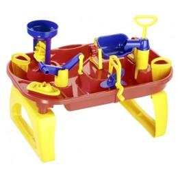Игровой набор для ванны Водный мир №3 Wader Polesie