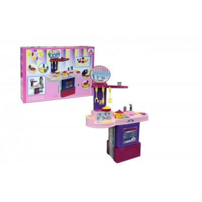 """Детская игрушечная кухня """"PIU PIU"""" №1 (в коробке) Полесье"""